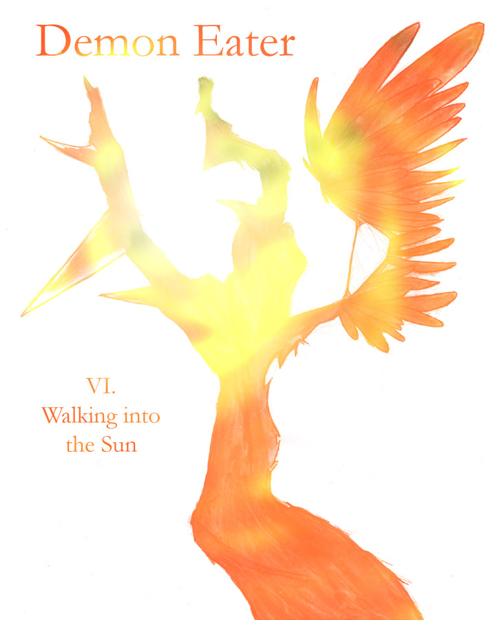 VI. Walking into the Sun